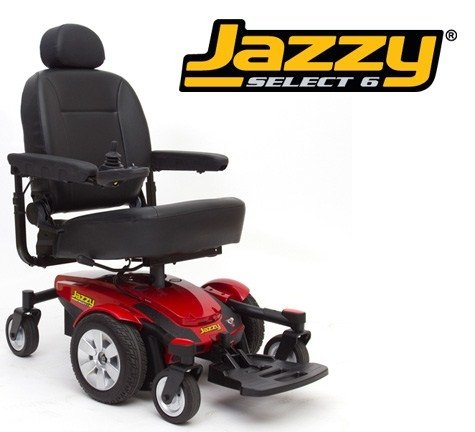 Jazzy Select 6