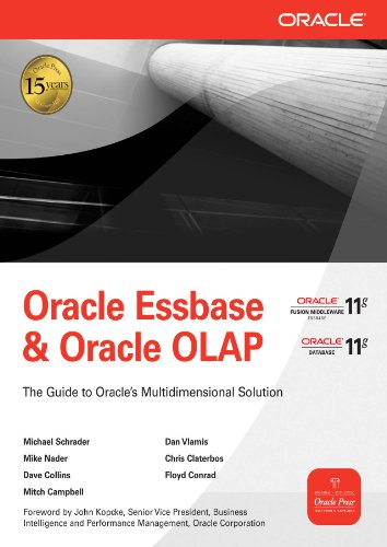 Oracle Essbase & Oracle OLAP: The Guide to Oracle's Multidimensional Solution (Osborne ORACLE Press Series)