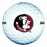 NCAA Florida State Seminoles Logo 2013 e6 Golf Balls (Pack of 12)