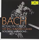 BACH: The Well-Tempered Clavier BWV 846-893; Goldberg Variations BWV 988 [Rosalyn Tureck]