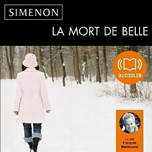 [EBOOKS AUDIO] Georges Simenon - La mort de Belle [mp3.256]