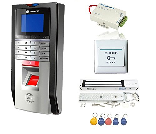Magiboxtm Bio Fingerprint And Rfid Card Door Access Control System & Time Attendance Kits Magnetic Lock