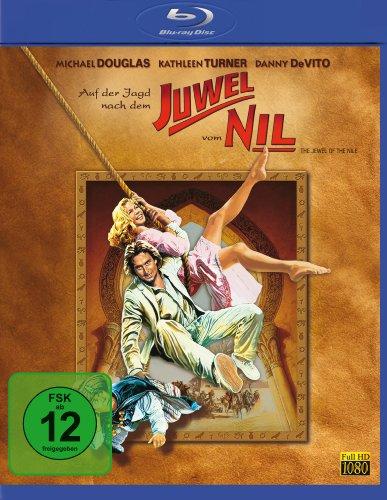 Auf der Jagd nach dem Juwel vom Nil [Blu-ray]