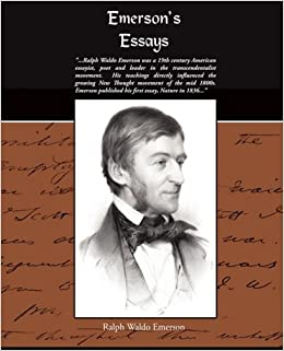 emersons thoughts on books Quotes by ralph waldo emerson on quotations book browse quotes homepage how do you feel today collections quotes to believe your own thought.