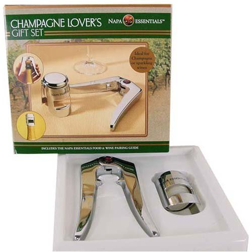Napa Essentials Champagne Lover's Gift Set