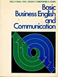 Basic Business English and Communication (0130571830) by Timm, Paul R.