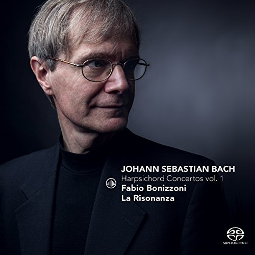 SACD : BACH,J.S. / BONIZZONI - Harpsichord Concertos 1