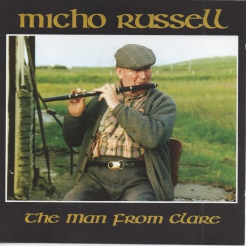 MICHO RUSSELL : MAN FROM CLARE