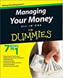 Managing Your Money All-In-One For Dummies (For Dummies (Lifestyles Paperback)) Consumer Dummies