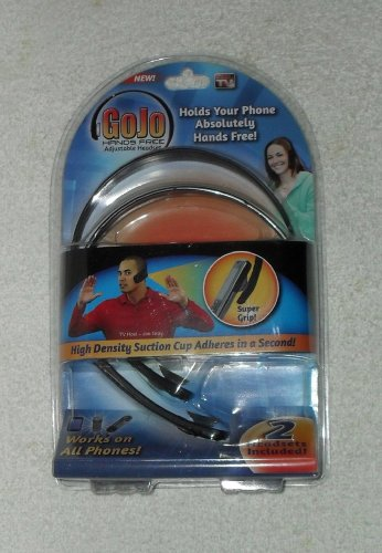 Go Jo Hands Free Adjustable Headset: As Seen On Tv (Set Of 2)