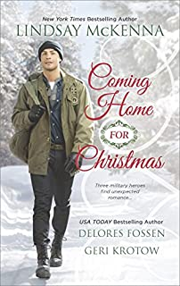 Book Cover: Coming home for Christmas