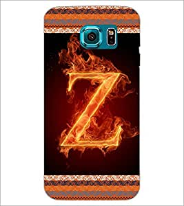PrintDhaba GRANDbet Z D-2555 Back Case Cover for SAMSUNG GALAXY S6 (Multi-Coloured)
