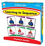 Carson-Dellosa Publishing 3-Scene: Learning to Sequence
