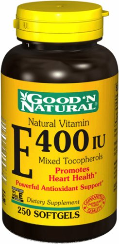 E-400 I.U 250 Sg - Good'N Natural