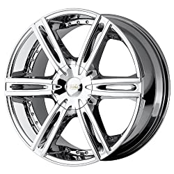 20×8.5 Diamo 39 Karat (Virtual Chrome) Wheels/Rims 5×114.3/120 (DI03928517838)