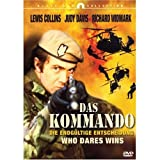 Commando / Who Dares Wins (GER) ( The Final Option ) [ Origine Allemande, Sans Langue Francaise ]par Lewis Collins