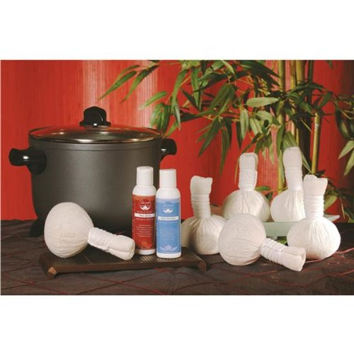 Herbal Massage Ball Kit