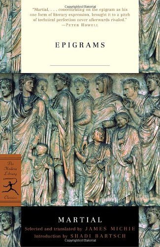 Epigrams (Modern Library Classics)
