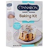 Cinnabon At-Home Baking Kit, Makes Cinnamon Rolls & More! (1.25 lbs) (Tamaño: 1.25lbs)