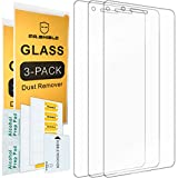 [3-PACK]- Mr Shield For Huawei P9 Lite [Tempered Glass] Screen Protector [0.3mm Ultra Thin 9H Hardness 2.5D Round Edge] with Lifetime Replacement Warranty