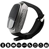AE (TM) B90 Bluetooth Speaker Sports Digital Watch Portable Mini Music Bluetooth Smart Watch Speakers FM Audio...