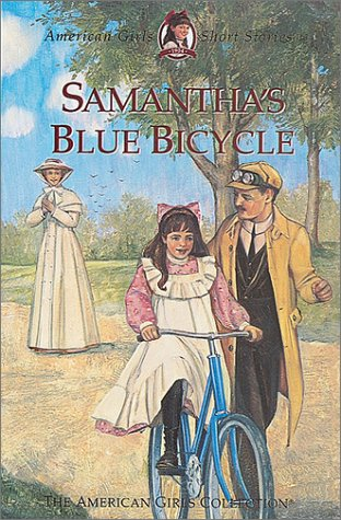 Samantha'S Blue Bicycle (American Girls Short Stories)