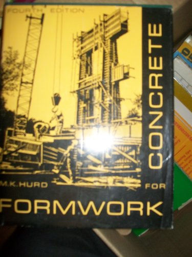 Image for Formwork for Concrete: Fourth Edition