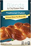 """Blends by Orly """"Gluten Free"""" Traditional Challah Artisanal Bread mix 20.5oz"""