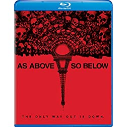 As Above, So Below [Blu-ray]