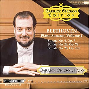 Garrick Ohlsson Edition, Vol. 2 - Beethoven Piano Sonatas, Vol. 1