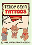Teddy Bear Tattoos (Stained Glass Coloring Books)