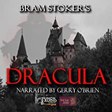Dracula Audiobook by Bram Stoker Narrated by Gerry O'Brien