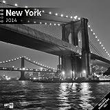 New York 2014 Art12 Collection: Broschürenkalender. Inlusive 10 beliebig oft verschiebaren Markern