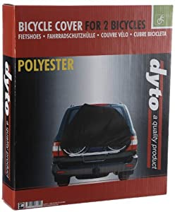 Carpoint 5010031 Protective Cover Polyester for 2 Bicycles
