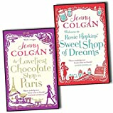 Jenny Colgan Jenny Colgan Rosie Hopkins 2 Books Collection Pack Set RRP: £20.2 (The Loveliest Chocolate Shop in Pariss, Welcome To Rosie Hopkins'Sweet shop Of Dreams)