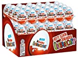 NEW KINDER SURPRISE EGGS 72 x 20 grams, total 1440 grams, German Edition