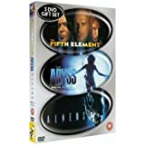 The Fifth Element / The Abyss / Aliens [DVD] [1986]