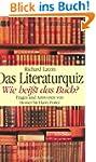 Das Literaturquiz - Wie hei�t das Buc...