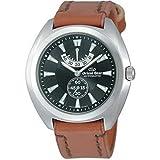 ORIENT (オリエント) 腕時計 ORIENT STAR オリエントスター ソメスサドル製「ブライドルレザーバンド」コラボレーションモデル WZ0041FR メンズ