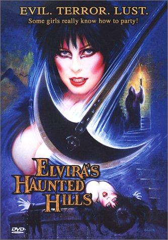 Elvira's Haunted Hills [DVD] [2001] [2002] [Region 1] [US Import] [NTSC]