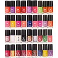 AromaCare Wholesale Market Rate Nail Polish Color Lacquer Set of 36 Pcs( ACMAB024 )
