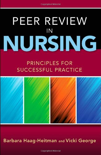 Peer Review in Nursing: Principles for Successful Practice