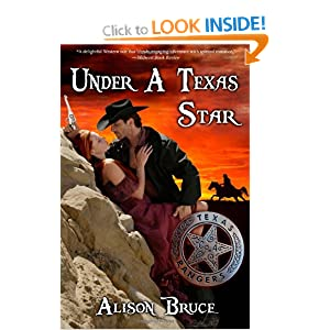 Under a Texas Star: Amazon.ca: Alison Bruce: Books