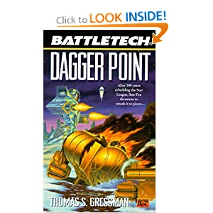 Dagger Point (Battletech, No. 46) by Thomas S. Gressman