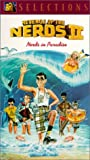 Revenge of the Nerds 2: Nerds in Paradise [VHS]
