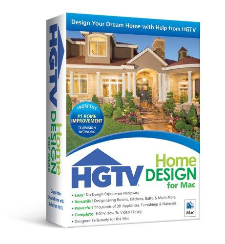 HGTV Home Design for Mac