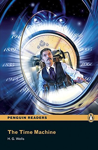 Penguin Readers 4: Time Machine, The Book & MP3 Pack (Pearson English Graded Readers)