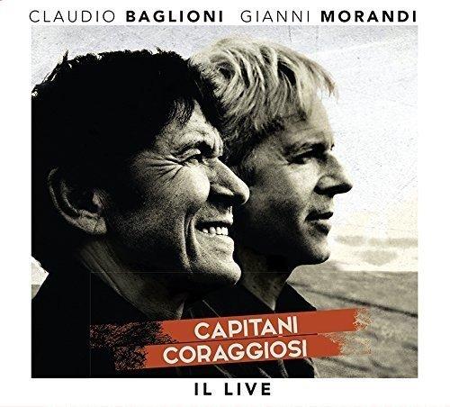 Capitani Coraggiosi - Il Live Deluxe Edition [3 CD + 1 DVD]