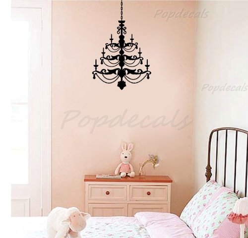 Custom popdecals lustre une belle arbre stickers for Chambre d instruction