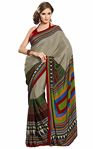 SAREE MANDIR KANCHAN SILK SAREES-Multi-Coloured-SAMR7426-VS-Chiffon-Multi-Coloured-SAMR7426-VS-Chiffon